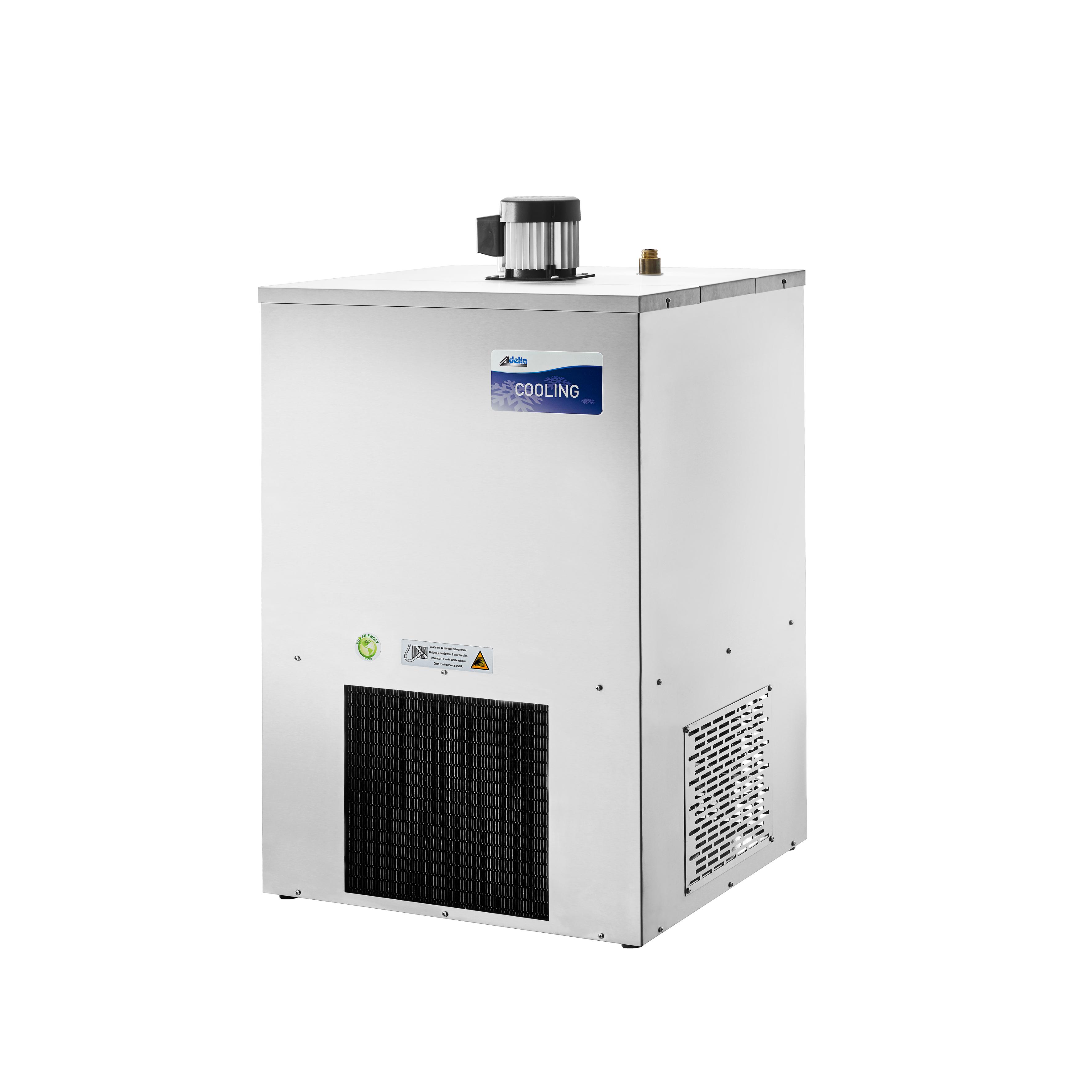Pretočne naprave za hlajenje vode