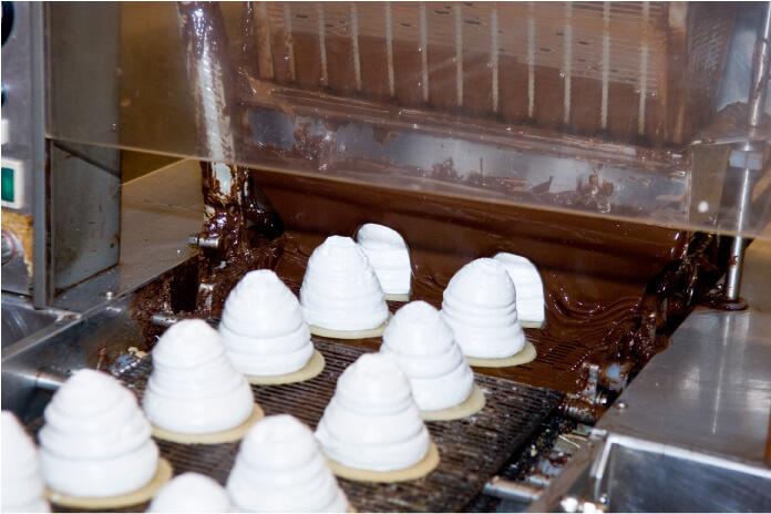 Naprave za čokoladiranje 2 MP-04