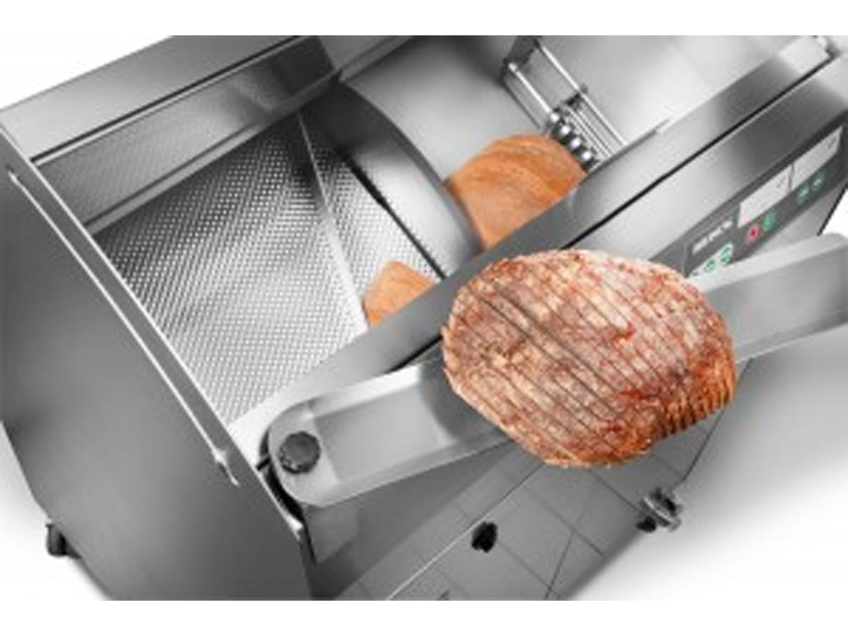 Stroji za rezanje kruha in peciva s cirkularnim rezilom DELTA MHS PREMIUM-02