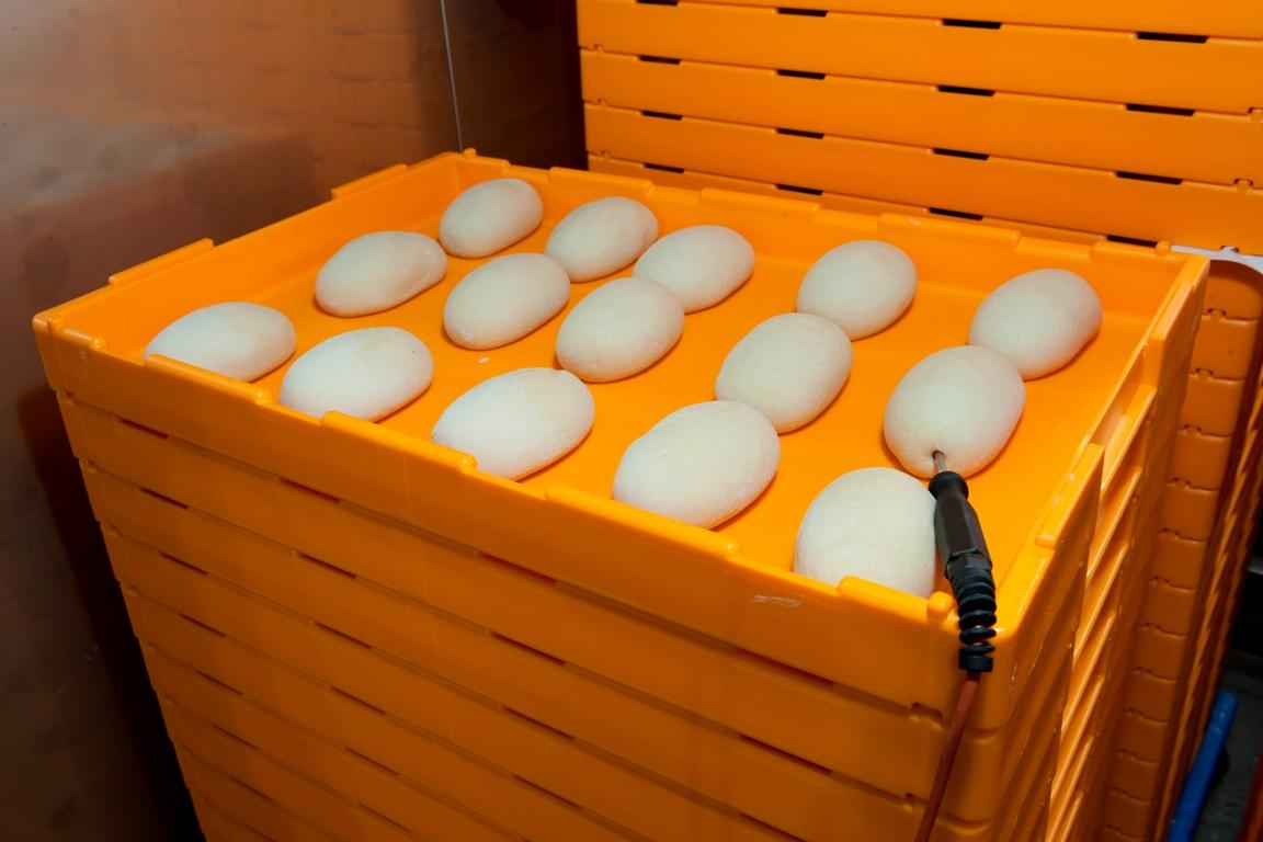 Postopek COOL RISING®  lahko uporabljamo tudi za izdelke, ki jih pečemo na prodajnem mestu.