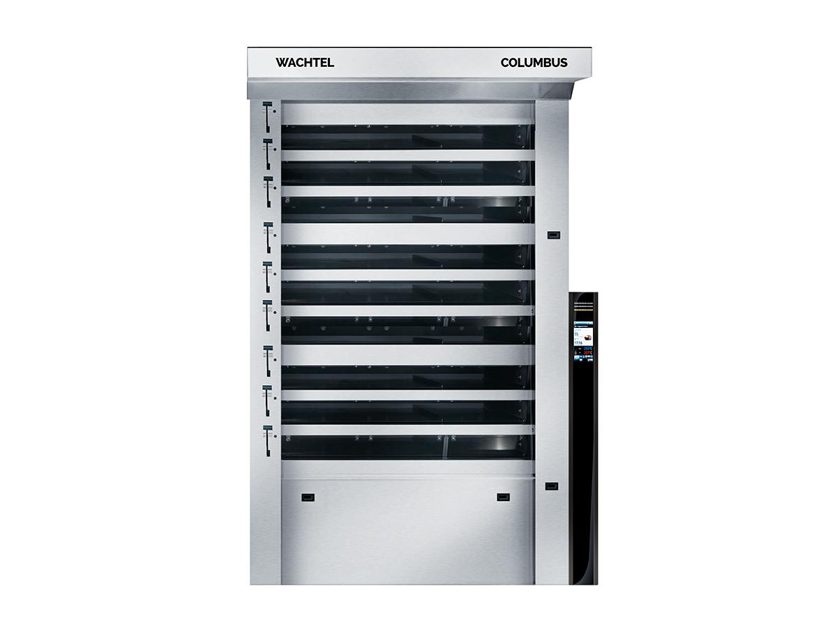 Ciklotermične etažne pekarske peči COLUMBUS-01