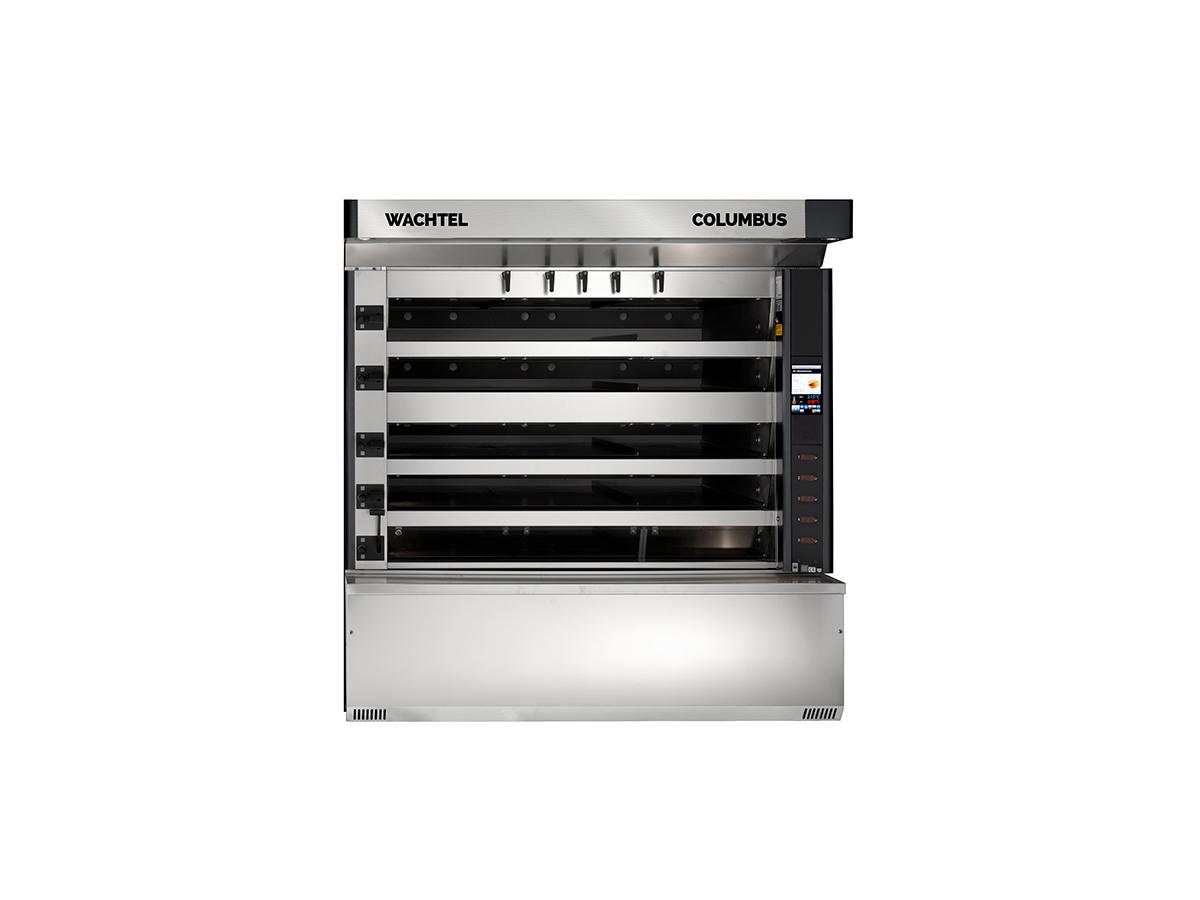 Ciklotermične etažne pekarske peči COLUMBUS-02