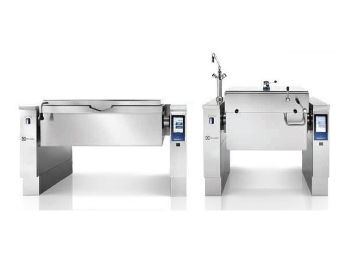 Electrolux Professional Thermaline - stacionarne in prekucne ponve