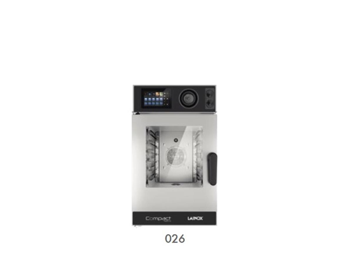 Parni konvektomat Lainox NABOO Compact 026