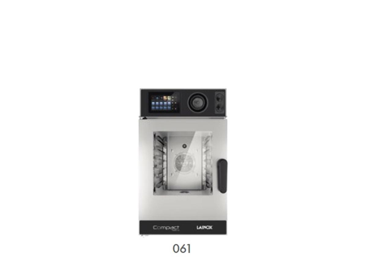 Parni konvektomat Lainox NABOO Compact 061 a