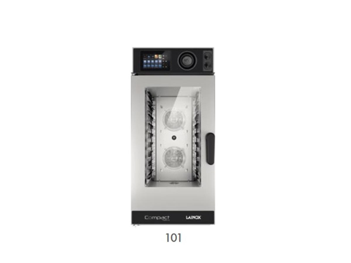 Parni konvektomat Lainox NABOO Compact 101