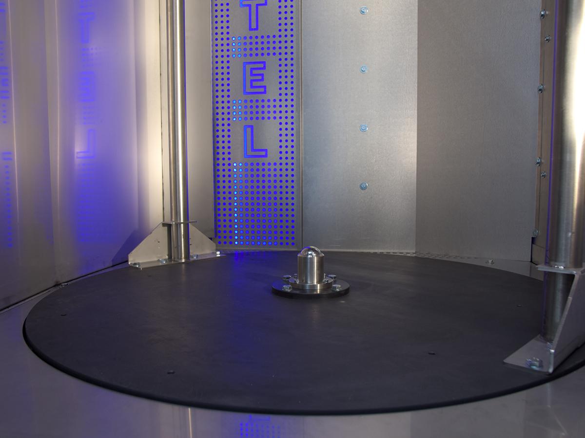 Rotacijska peč ATLAS-09